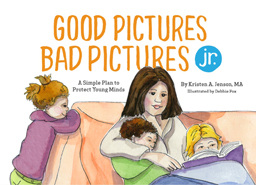 Book cover for Good Pictures, Bad Pictures