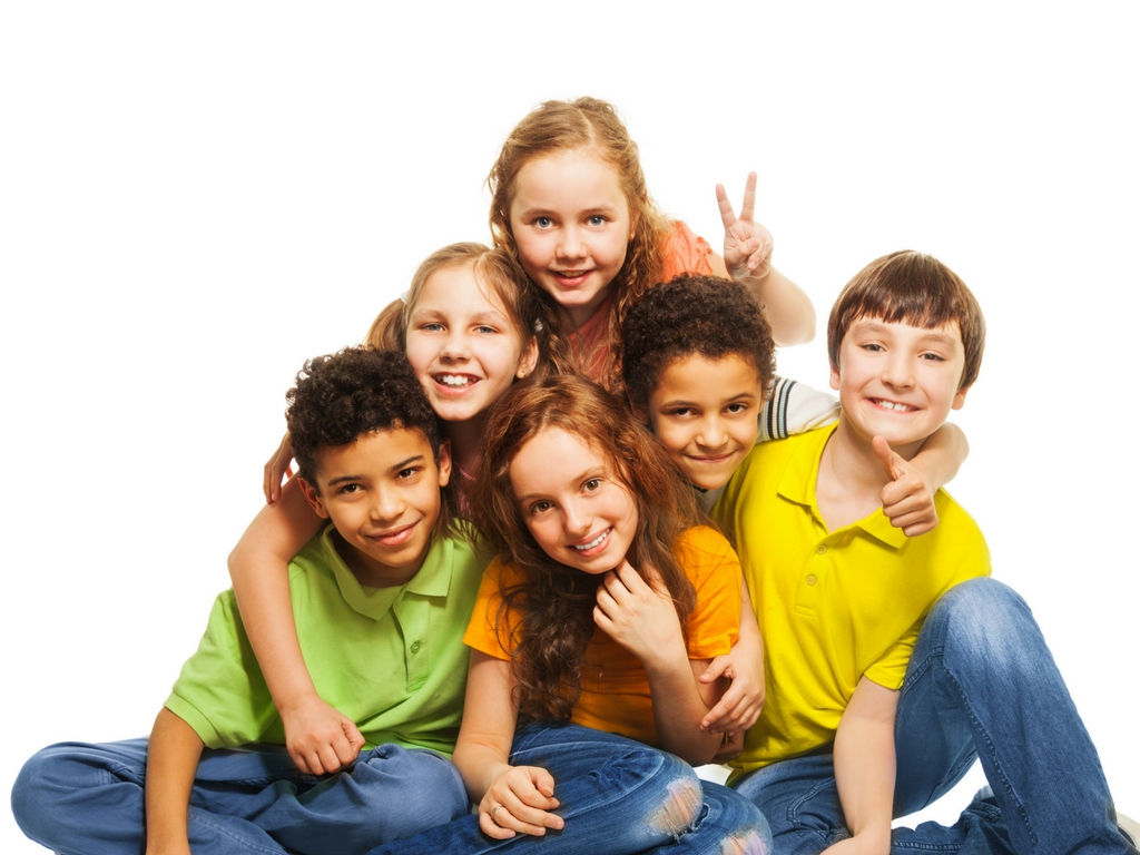 Group of tweens. Make kids resilient to porn.